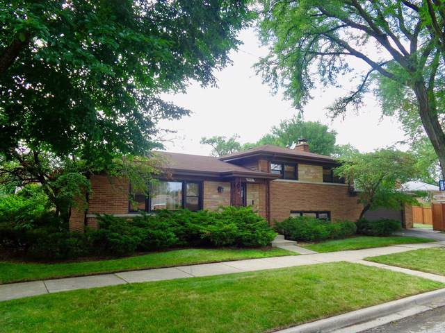 5500 Warren Street, Morton Grove, IL 60053 (MLS #10458836) :: Berkshire Hathaway HomeServices Snyder Real Estate