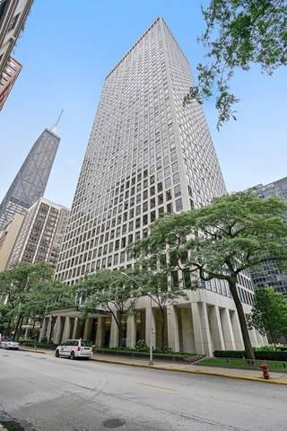 260 E Chestnut Street #3904, Chicago, IL 60611 (MLS #10458878) :: The Dena Furlow Team - Keller Williams Realty