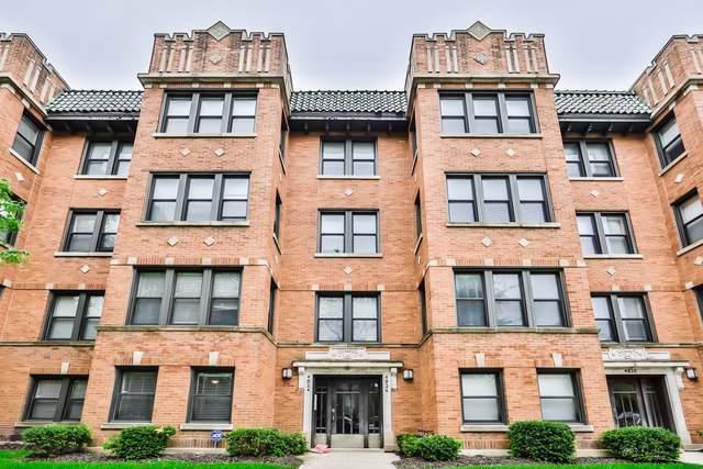 4824 N Hoyne Avenue #1, Chicago, IL 60625 (MLS #10458893) :: John Lyons Real Estate