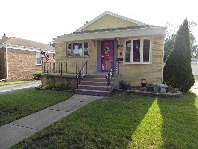 8834 S Albany Avenue, Evergreen Park, IL 60805 (MLS #10458915) :: The Wexler Group at Keller Williams Preferred Realty