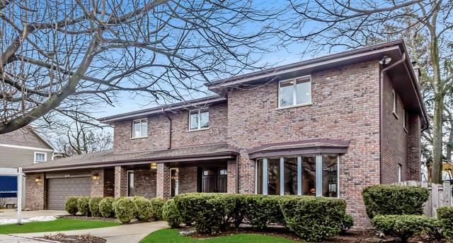 627 S Hamlin Avenue, Park Ridge, IL 60068 (MLS #10458933) :: The Dena Furlow Team - Keller Williams Realty