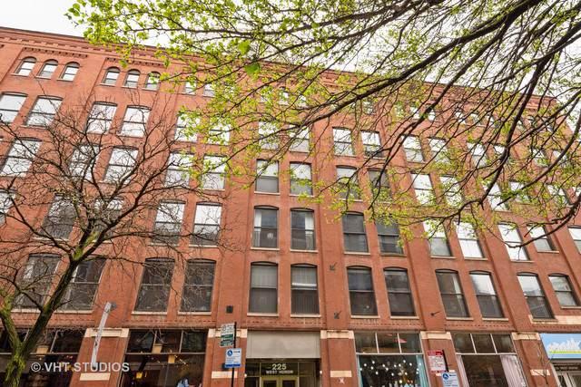 225 W Huron Street #309, Chicago, IL 60654 (MLS #10458945) :: The Dena Furlow Team - Keller Williams Realty