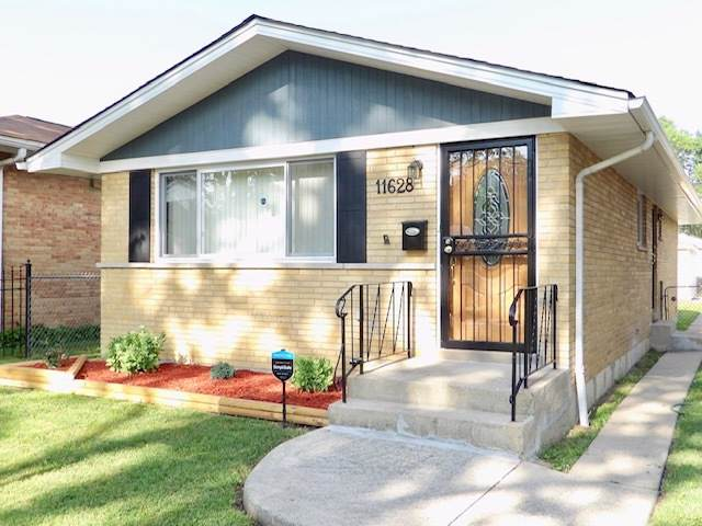 11628 S Loomis Street, Chicago, IL 60643 (MLS #10458978) :: Berkshire Hathaway HomeServices Snyder Real Estate