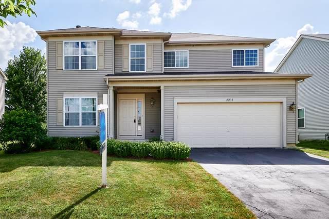 2231 Hagaman Lane, Montgomery, IL 60538 (MLS #10459016) :: Berkshire Hathaway HomeServices Snyder Real Estate
