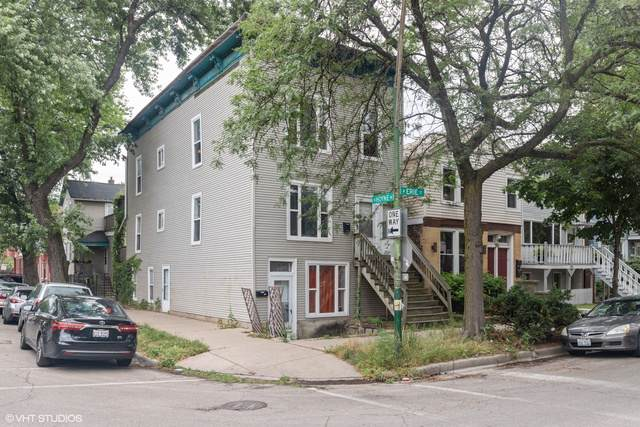 2058 W Erie Street, West Chicago, IL 60612 (MLS #10459019) :: The Dena Furlow Team - Keller Williams Realty