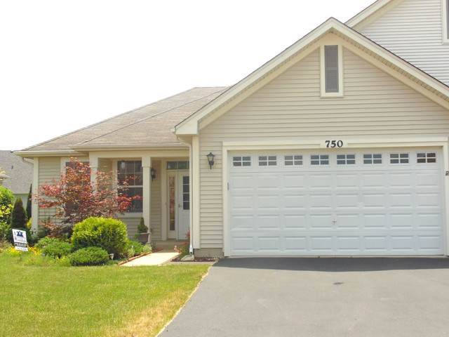 750 Bellevue Circle, Oswego, IL 60543 (MLS #10459045) :: Berkshire Hathaway HomeServices Snyder Real Estate