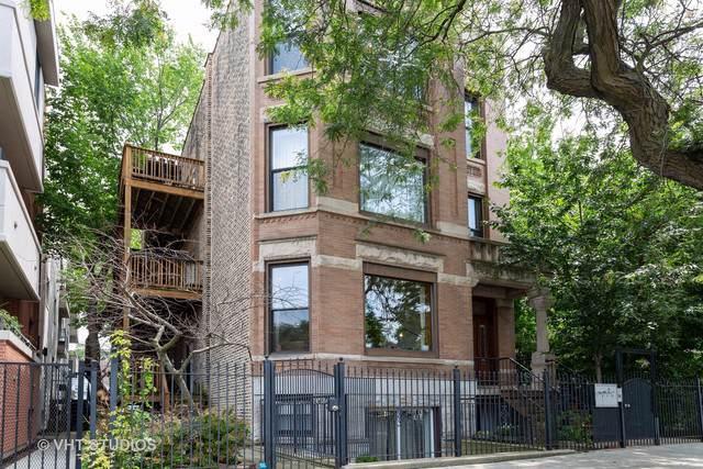 2057 N Kedzie Avenue #1, Chicago, IL 60647 (MLS #10459062) :: John Lyons Real Estate
