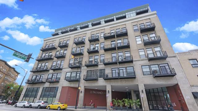 1645 W Ogden Avenue W #429, Chicago, IL 60612 (MLS #10459131) :: Berkshire Hathaway HomeServices Snyder Real Estate