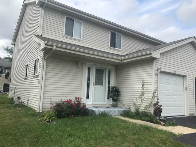 3872 Brookbank Drive E #0, Hanover Park, IL 60133 (MLS #10459199) :: Berkshire Hathaway HomeServices Snyder Real Estate