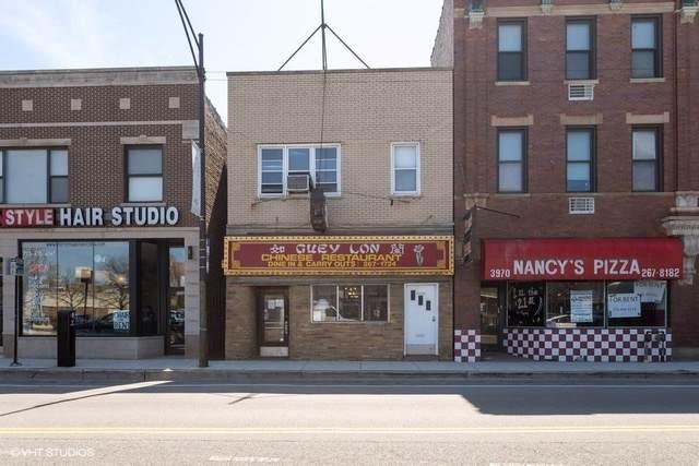3968 Elston Avenue, Chicago, IL 60618 (MLS #10459212) :: The Dena Furlow Team - Keller Williams Realty