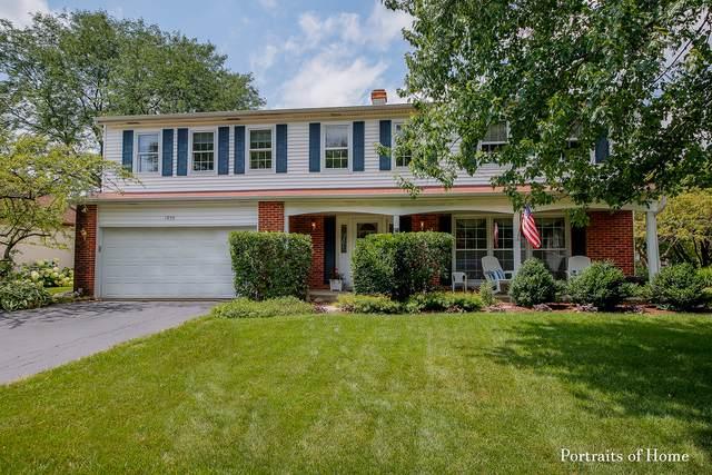 1950 Buckingham Drive, Wheaton, IL 60189 (MLS #10459273) :: Lewke Partners