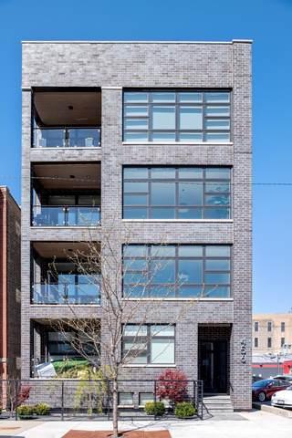 456 N Carpenter Street #3, Chicago, IL 60642 (MLS #10459313) :: The Dena Furlow Team - Keller Williams Realty