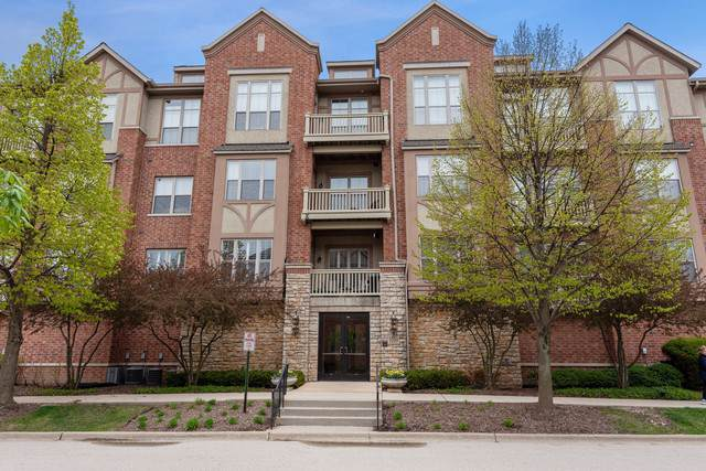 1739 Tudor Lane #103, Northbrook, IL 60062 (MLS #10459338) :: The Dena Furlow Team - Keller Williams Realty