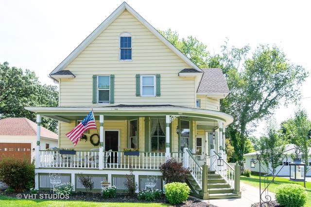 330 N Elm Street, Waterman, IL 60556 (MLS #10459430) :: Angela Walker Homes Real Estate Group