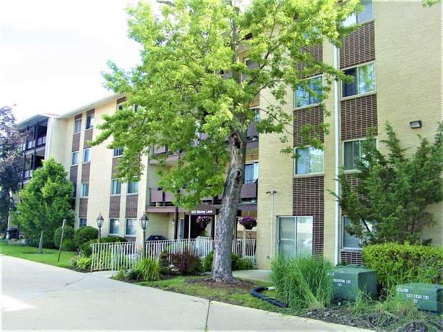 650 Murray Lane #403, Des Plaines, IL 60016 (MLS #10459452) :: Lewke Partners