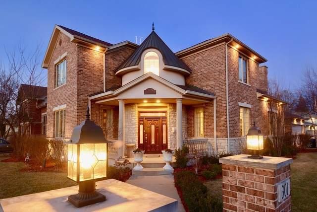 301 N Home Avenue, Park Ridge, IL 60068 (MLS #10459514) :: The Dena Furlow Team - Keller Williams Realty
