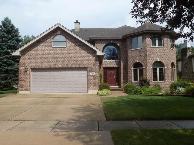 741 Woodcrest Lane, Lemont, IL 60439 (MLS #10459526) :: Baz Realty Network | Keller Williams Elite