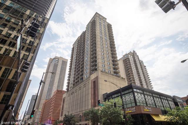 630 N State Street #2507, Chicago, IL 60654 (MLS #10459541) :: John Lyons Real Estate