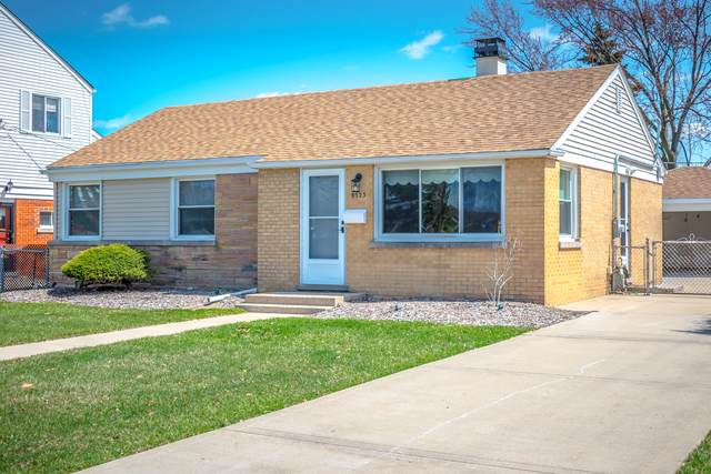 9323 National Avenue, Morton Grove, IL 60053 (MLS #10459571) :: Berkshire Hathaway HomeServices Snyder Real Estate