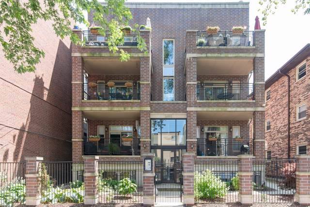 1309 W Lunt Avenue 1E, Chicago, IL 60626 (MLS #10459573) :: Berkshire Hathaway HomeServices Snyder Real Estate