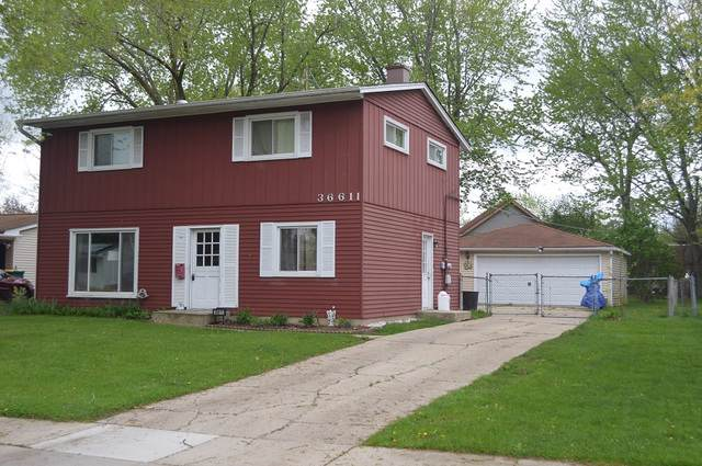 36611 N Edgewood Drive, Gurnee, IL 60031 (MLS #10459582) :: The Dena Furlow Team - Keller Williams Realty