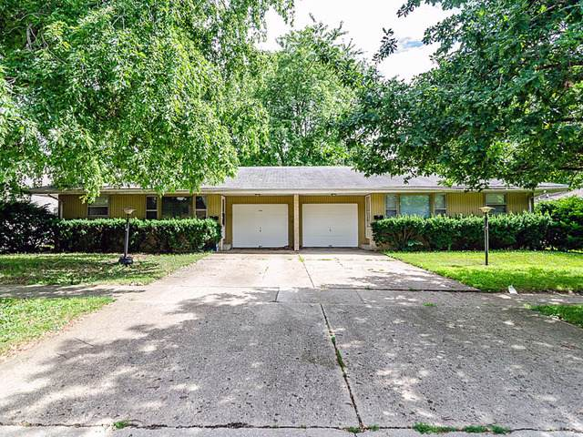 1205 E Harding Drive, Urbana, IL 61801 (MLS #10459602) :: Berkshire Hathaway HomeServices Snyder Real Estate