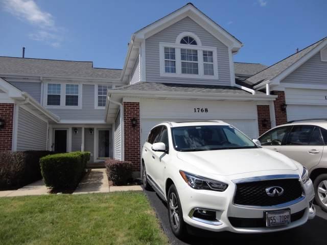1768 Saint Ann Drive #1768, Hanover Park, IL 60133 (MLS #10459609) :: Berkshire Hathaway HomeServices Snyder Real Estate