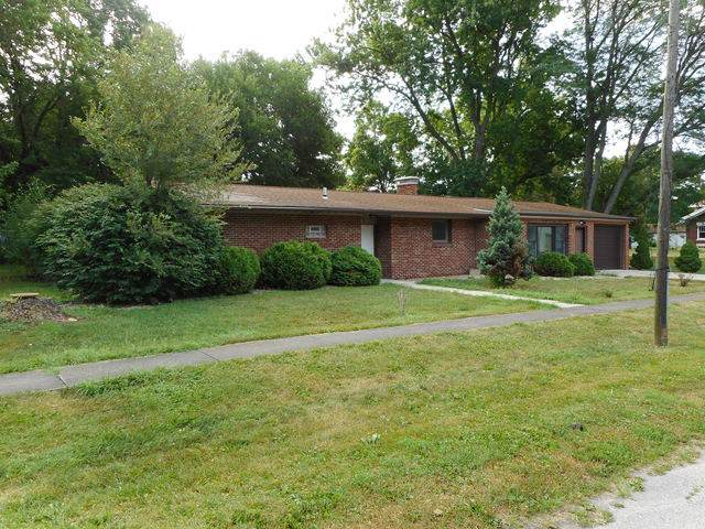 207 N Center Street, Saybrook, IL 61770 (MLS #10459612) :: Berkshire Hathaway HomeServices Snyder Real Estate