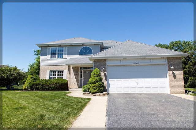 20028 Lakeview Way, Mokena, IL 60448 (MLS #10459624) :: Property Consultants Realty