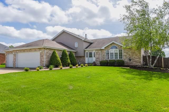 2598 Cattleman Drive, New Lenox, IL 60451 (MLS #10459639) :: The Dena Furlow Team - Keller Williams Realty