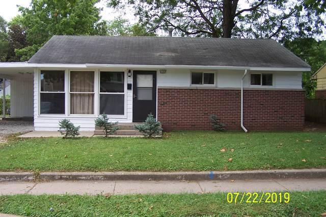 1111 W Bradley Avenue, Champaign, IL 61821 (MLS #10459728) :: Berkshire Hathaway HomeServices Snyder Real Estate