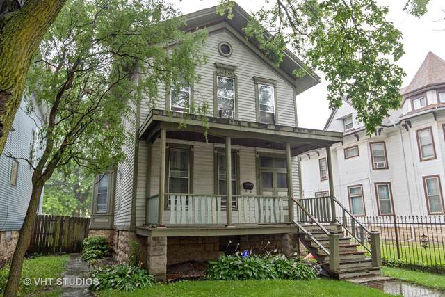650 N Central Avenue, Chicago, IL 60644 (MLS #10459758) :: Angela Walker Homes Real Estate Group