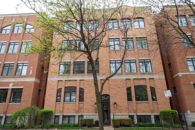 2712 N Lehmann Court 3S, Chicago, IL 60614 (MLS #10459772) :: John Lyons Real Estate