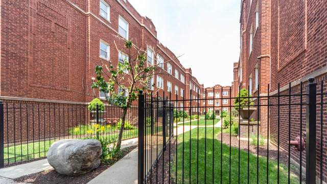1348 W Estes Avenue 3N, Chicago, IL 60626 (MLS #10459800) :: Berkshire Hathaway HomeServices Snyder Real Estate
