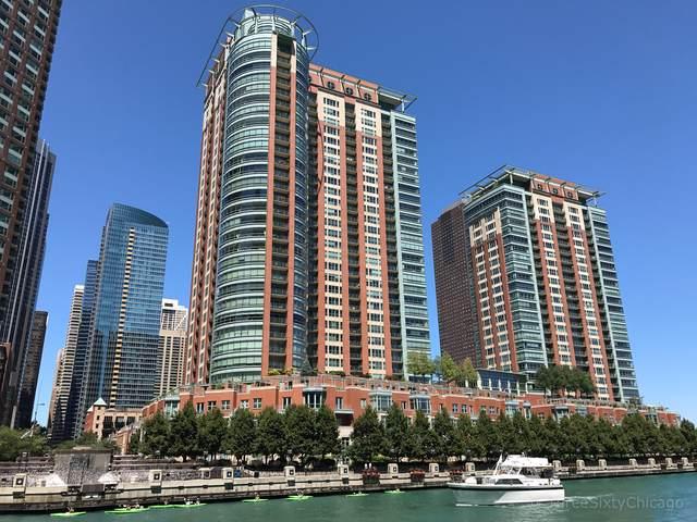 415 E North Water Street Ph05, Chicago, IL 60611 (MLS #10459898) :: The Dena Furlow Team - Keller Williams Realty