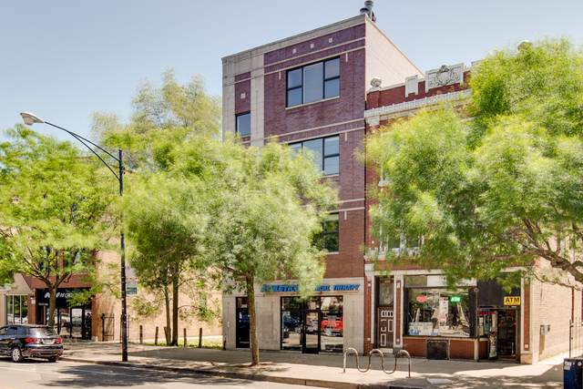 2143 W Division Street #2, Chicago, IL 60622 (MLS #10459957) :: John Lyons Real Estate