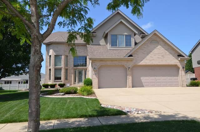 9420 Bedford Drive, Woodridge, IL 60517 (MLS #10459987) :: Angela Walker Homes Real Estate Group