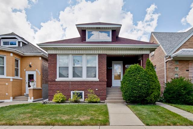 5046 N Monitor Avenue, Chicago, IL 60630 (MLS #10459989) :: Property Consultants Realty