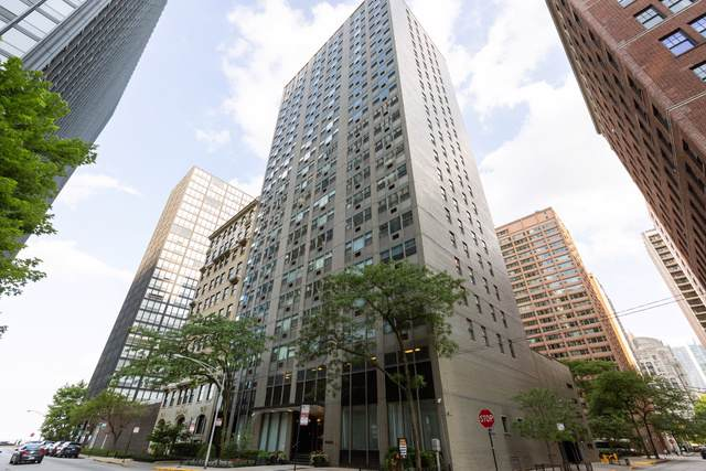 253 E Delaware Place 11G, Chicago, IL 60611 (MLS #10459990) :: John Lyons Real Estate