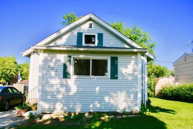 103 N Chase Avenue, Lombard, IL 60148 (MLS #10460017) :: Lewke Partners