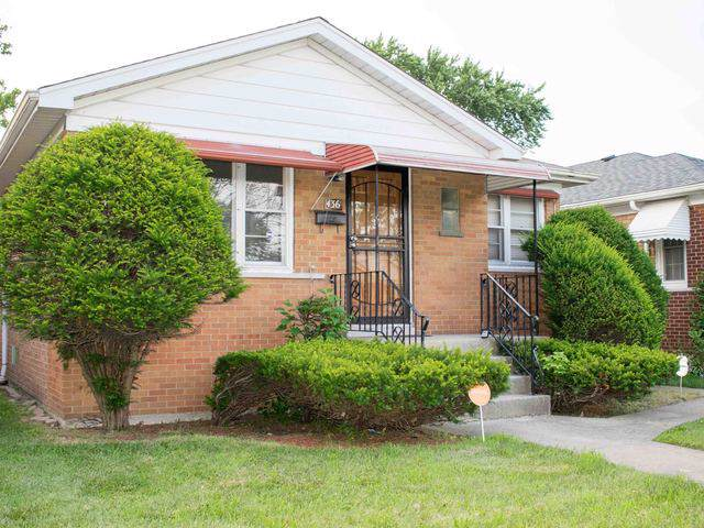 436 154th Place, Calumet City, IL 60409 (MLS #10460072) :: Property Consultants Realty