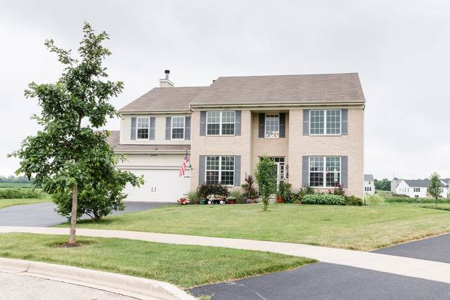 2491 Waverly Circle, Yorkville, IL 60560 (MLS #10460087) :: Property Consultants Realty