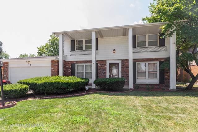 1034 W Strieff Lane, Glenwood, IL 60425 (MLS #10460091) :: Property Consultants Realty