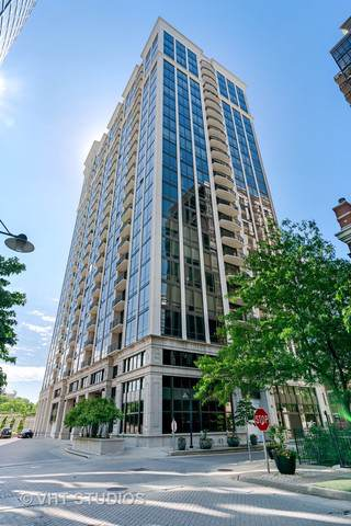 233 E 13th Street #610, Chicago, IL 60605 (MLS #10460092) :: Angela Walker Homes Real Estate Group