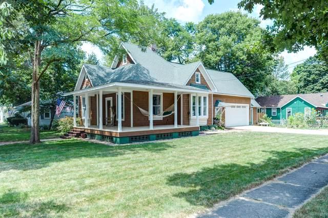 402 W Wilson Street, MONTICELLO, IL 61856 (MLS #10460109) :: Ryan Dallas Real Estate