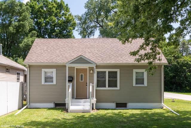 320 Marigold Place, Joliet, IL 60433 (MLS #10460156) :: Angela Walker Homes Real Estate Group