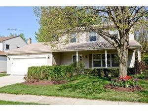1383 Logsdon Lane, Buffalo Grove, IL 60089 (MLS #10460174) :: The Wexler Group at Keller Williams Preferred Realty