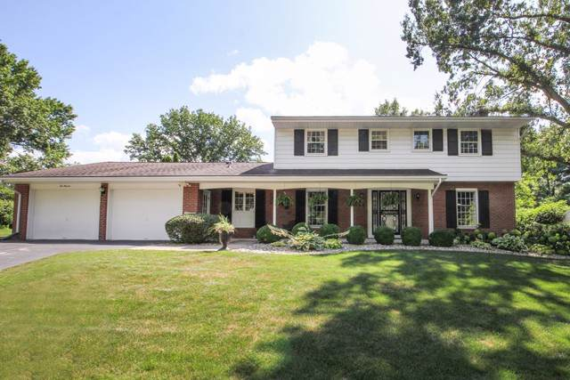 211 Fleetwood Drive, Bloomington, IL 61701 (MLS #10460355) :: Property Consultants Realty