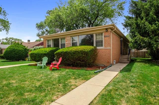 8246 East Prairie Avenue, Skokie, IL 60076 (MLS #10460390) :: Property Consultants Realty