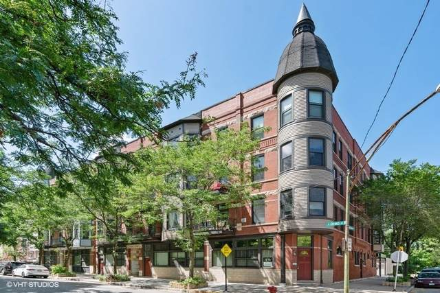1502 W Ohio Street 2F, Chicago, IL 60622 (MLS #10460481) :: Property Consultants Realty